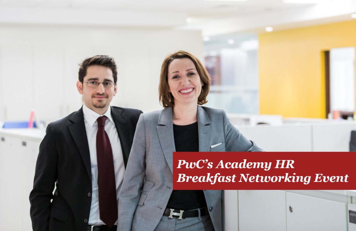 The YES! Attitude   PwC's Academy Middle East